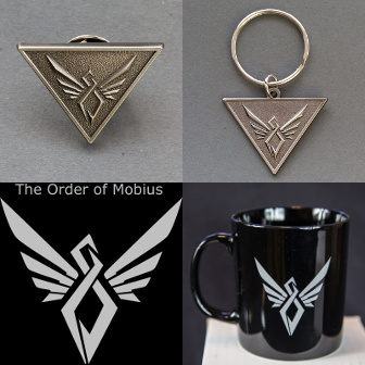 The Order of Mobius merch